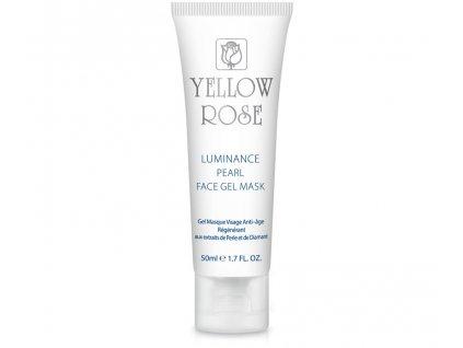 pletova-maska-yellow-rose-luminace-pearl-face-gel-mask-charde