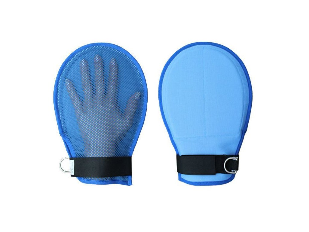 Kurtovací ochranná rukavice