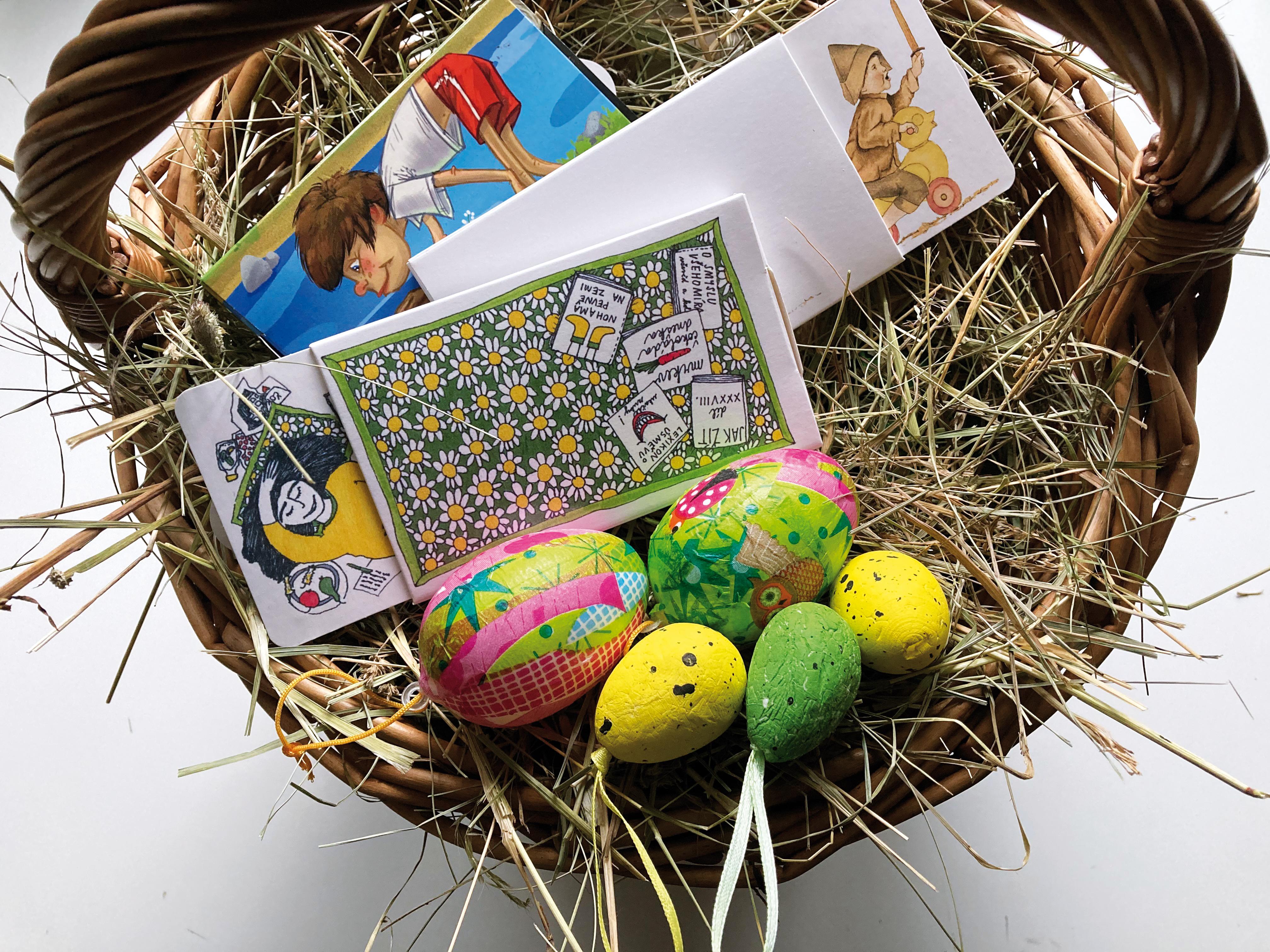 Zdravé žvejky do Velikonočního košíčku!