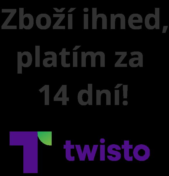 Twisto - moderní způsob platby