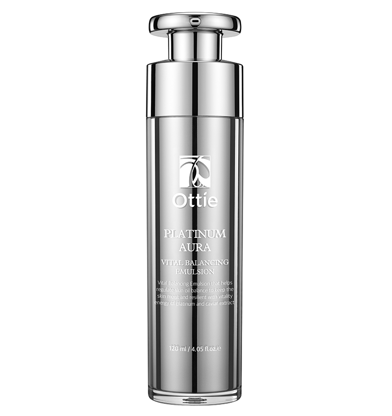 Platinum Aura Vital Balancing Emulsion