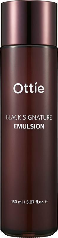 Black Signature Emulsion
