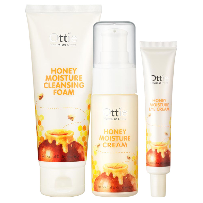 Ottie Honey Moisture Line