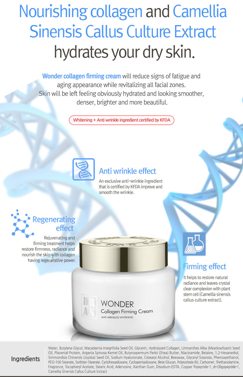 DRAN Collagen Firming Cream