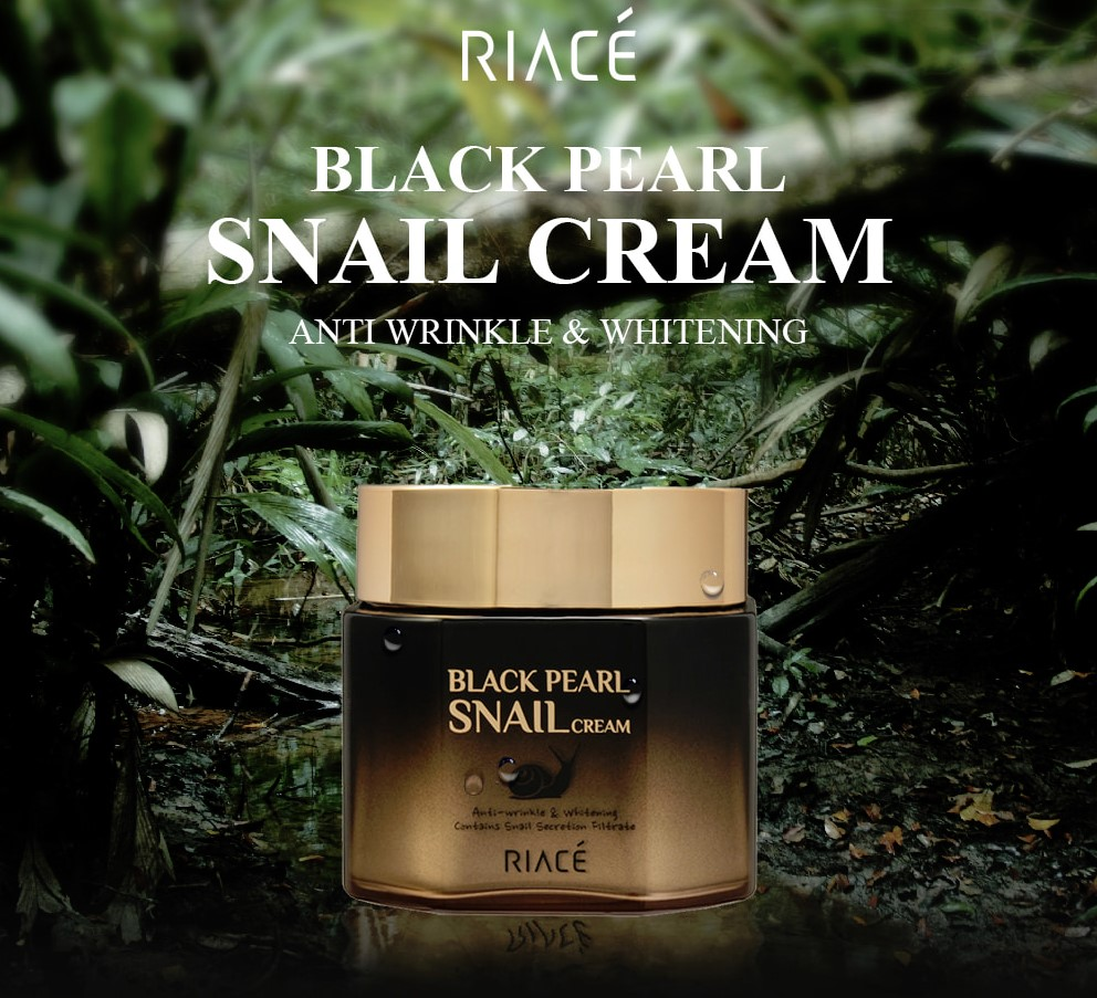 Julia Black Pearl Snail Cream 2
