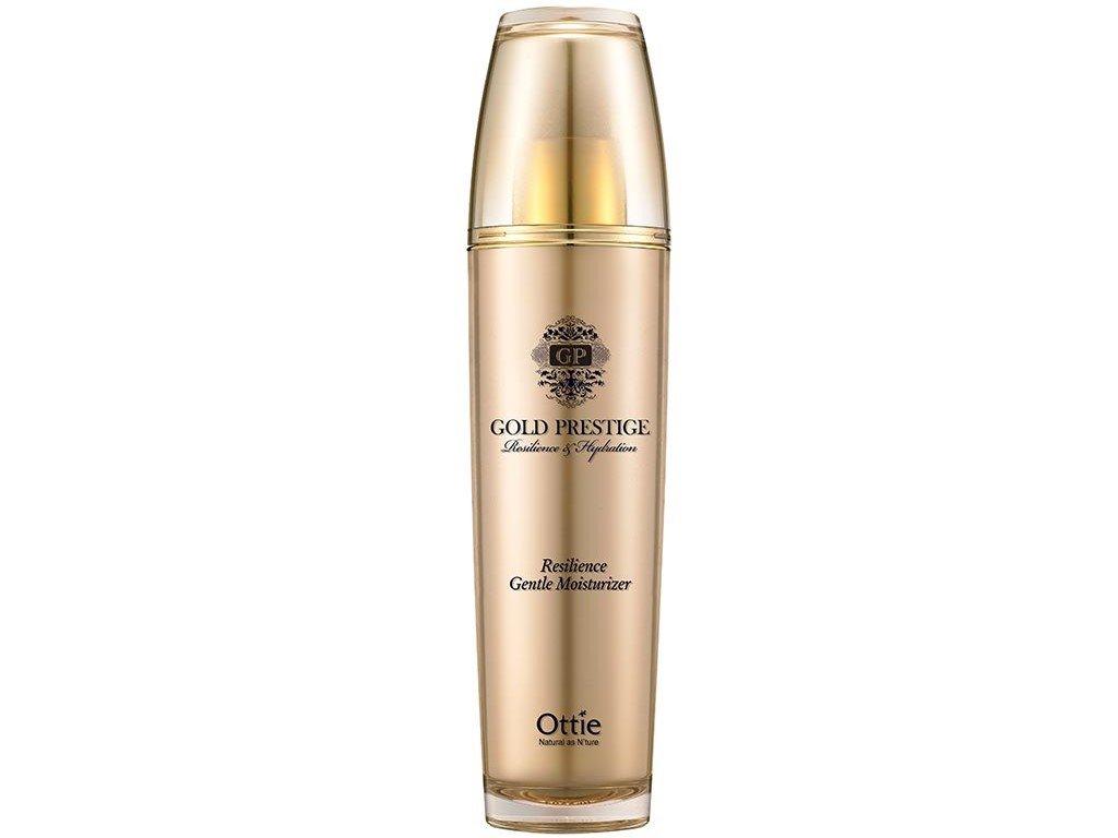 Ottie Gold Prestige Resilience Gentle Moisturize - Protivrásková zjemňující emulze 120ml