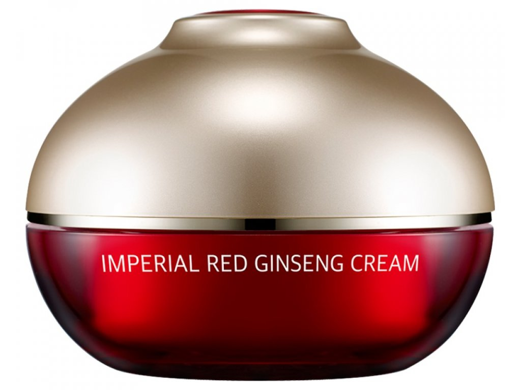 Ottie Imperial Red Ginseng Cream 120ml