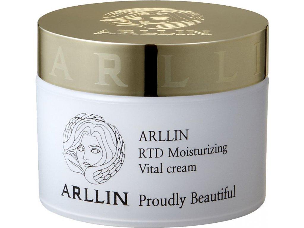 ARLLIN RTD Moisturizing Vital Cream - Speciální krém pro intenzivní péči - 50ml