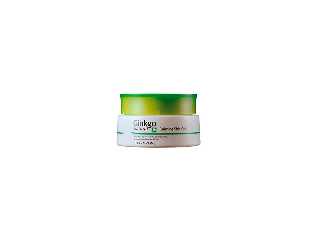 CHARMZONE Ginkgo Natural Calming Skin Gel