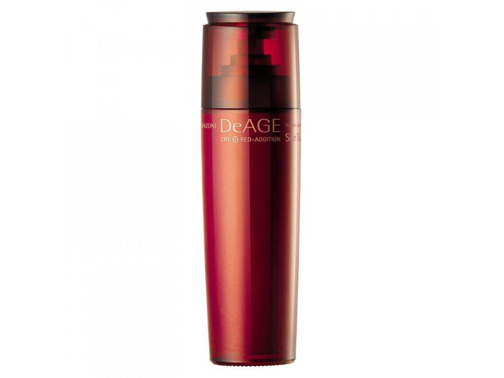 CHARMZONE DeAGE CRD Red-Addition Skin Toner - Tonizační voda / 130ml