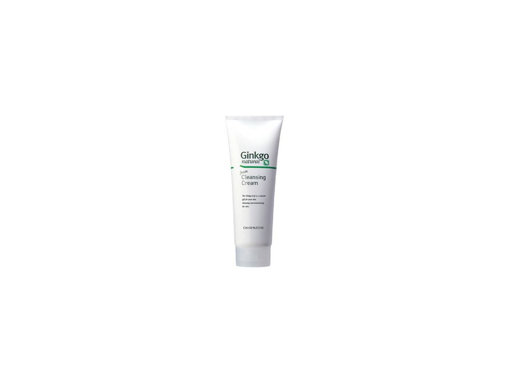 CHARMZONE Ginkgo Natural Cleansing Foam Cream