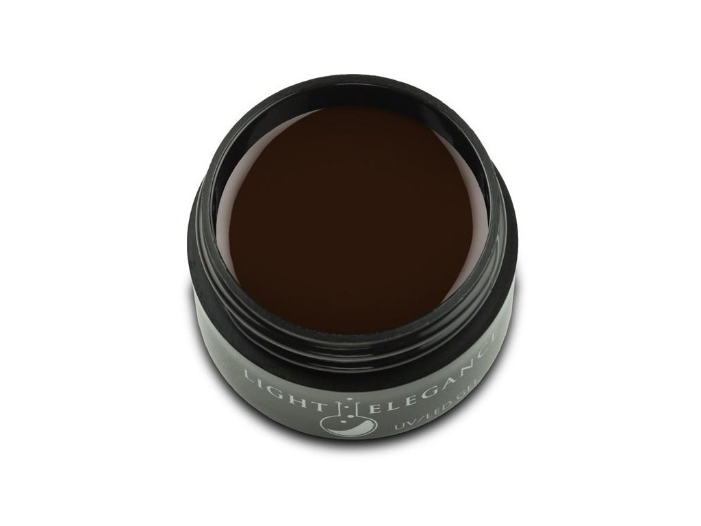 LIGHT ELEGANCE™ Espresso Yourself UV/LED Color Gel