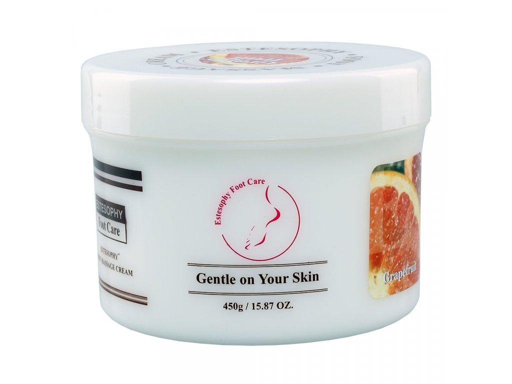 SARANGSAE Estesophy Foot Massage Cream Grapefruit - Masážní krém na nohy / 450g