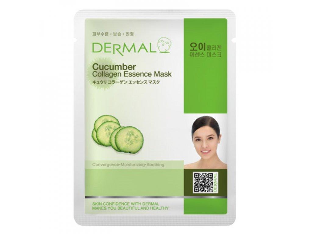 Cucumber Collagen Essence Mask