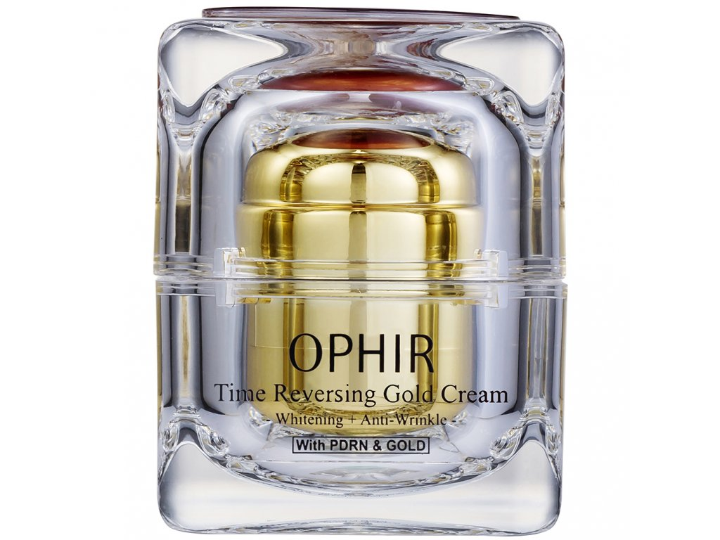 JULIA OPHIR Time Reversing Gold Cream