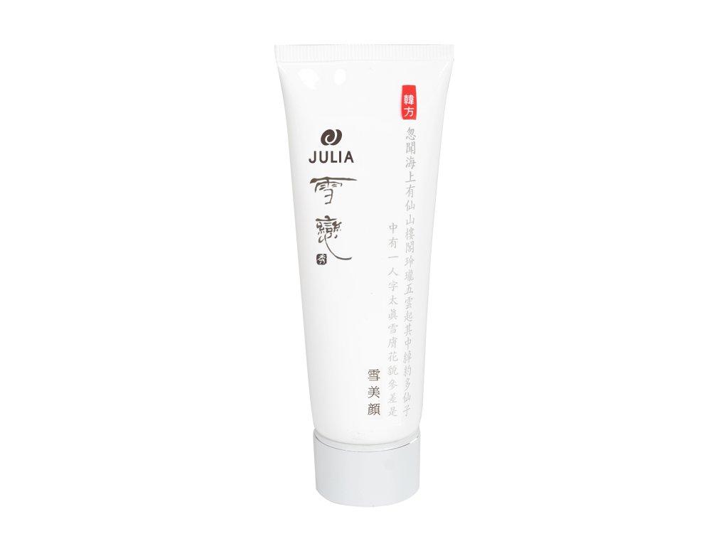 SUL YEUN CLEANSING FOAM WHITE - Jemná čistící pěna z ženšenu a OK-YONG-SAN