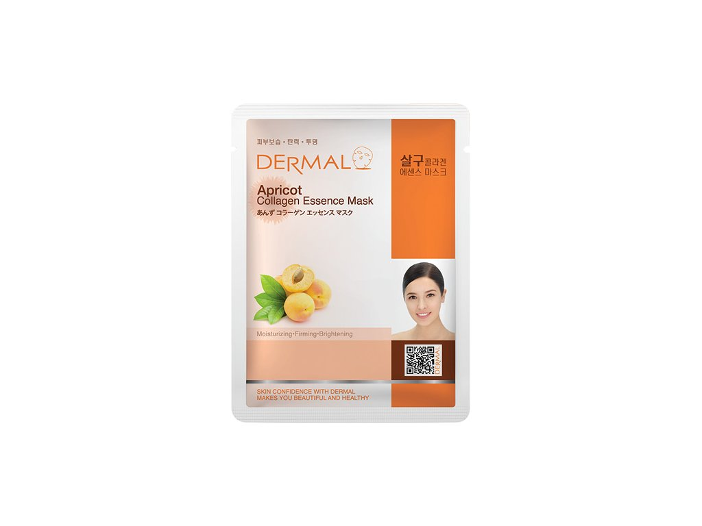 Apricot Collagen Essence Mask