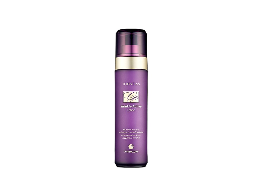 Charmzone Topnews GE Wrinkle Active Lotion