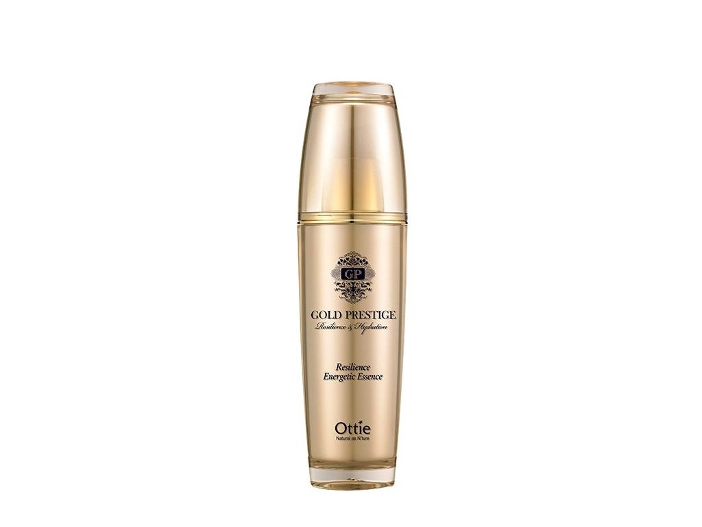 Ottie Gold Prestige Resilience Energetic Essence - Revitalizační posilující protivrásková esence 40ml