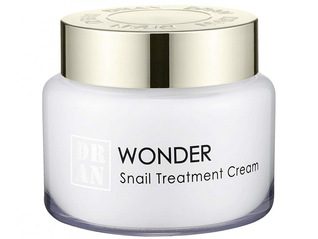 D'RAN Wonder Snail Treatment Cream 1400x1180