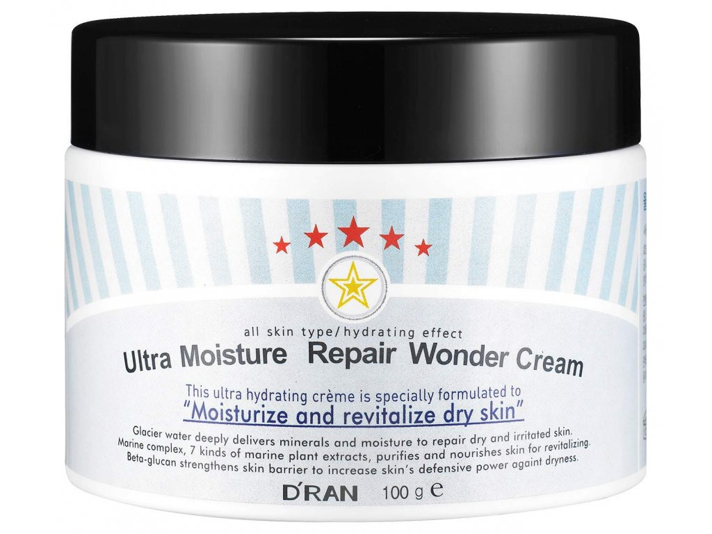 D'RAN Ultra Moisture Repair Wonder Cream d28
