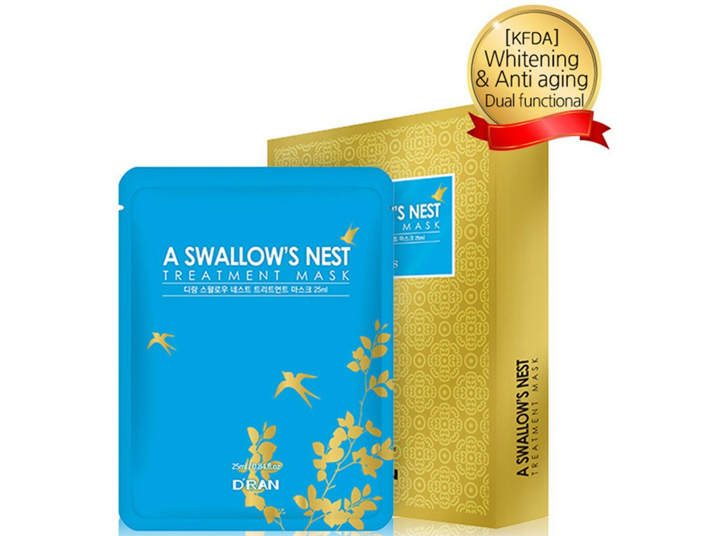 New A Swallows Nest Treatment Mask