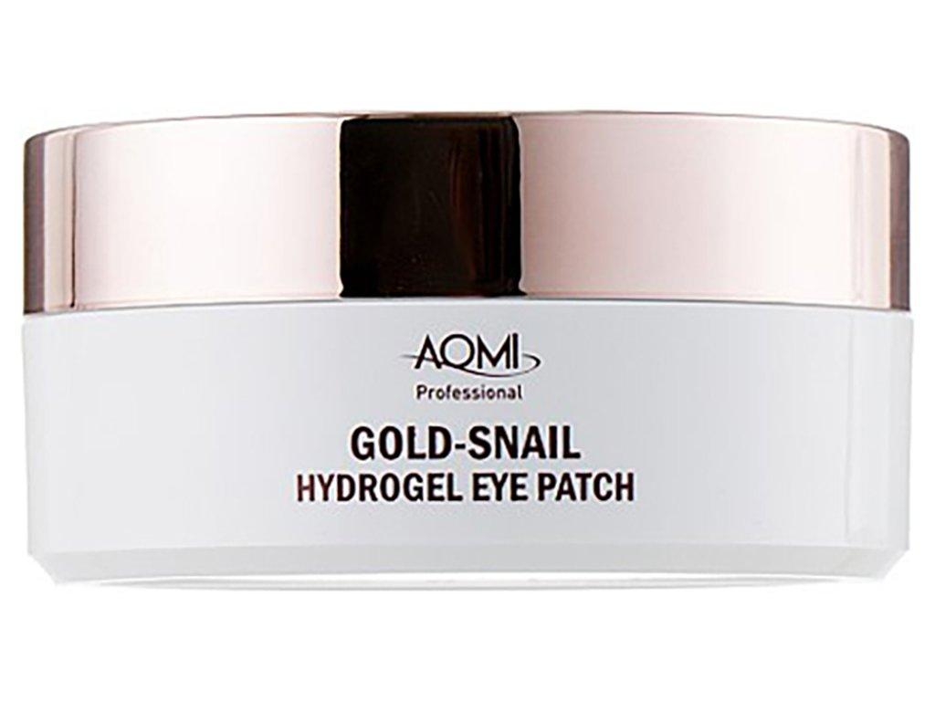 aomi gold snail hydrogel eye patch 1024x768