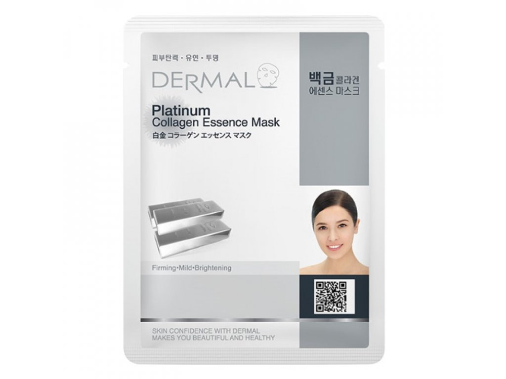 Dermal Korea Platinum Collagen Essence Mask
