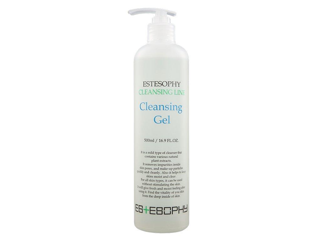 SARANGSAE Estesophy Cleansing Gel - Čistící pleťový gel / 500ml