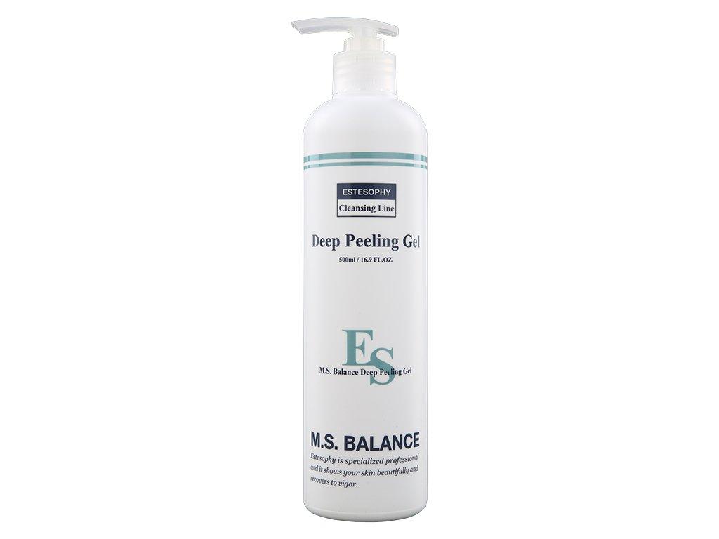 SARANGSAE Estesophy Deep Peeling Gel - Peelingový gel | 500ml
