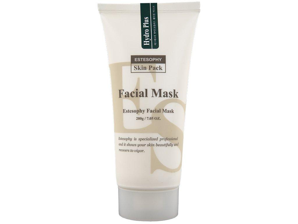 Estesophy Hydro Plus Facial Mask - Zjemňující krémová pleťová maska | 200g