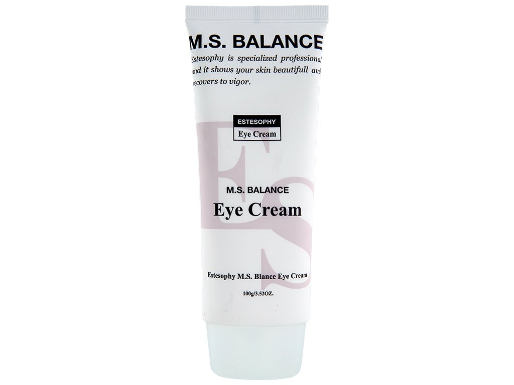 SARANGSAE Estesophy M.S. Balance Eye Cream - Přírodní oční krém | 100g