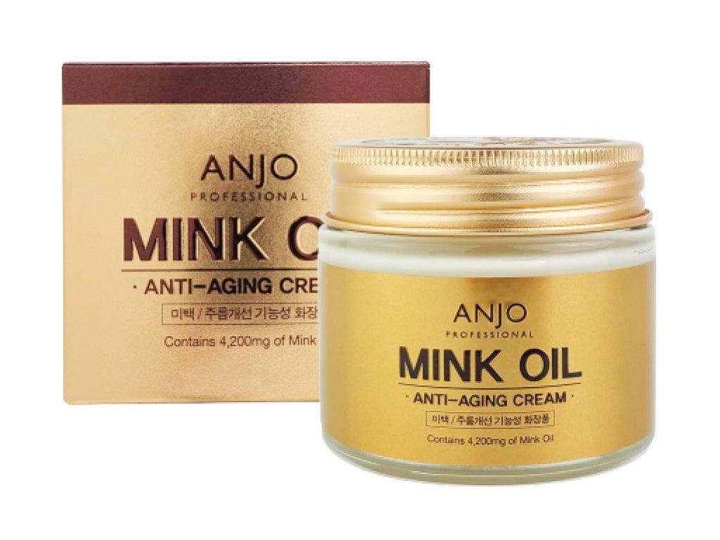 anjo mink oil anti aging cream