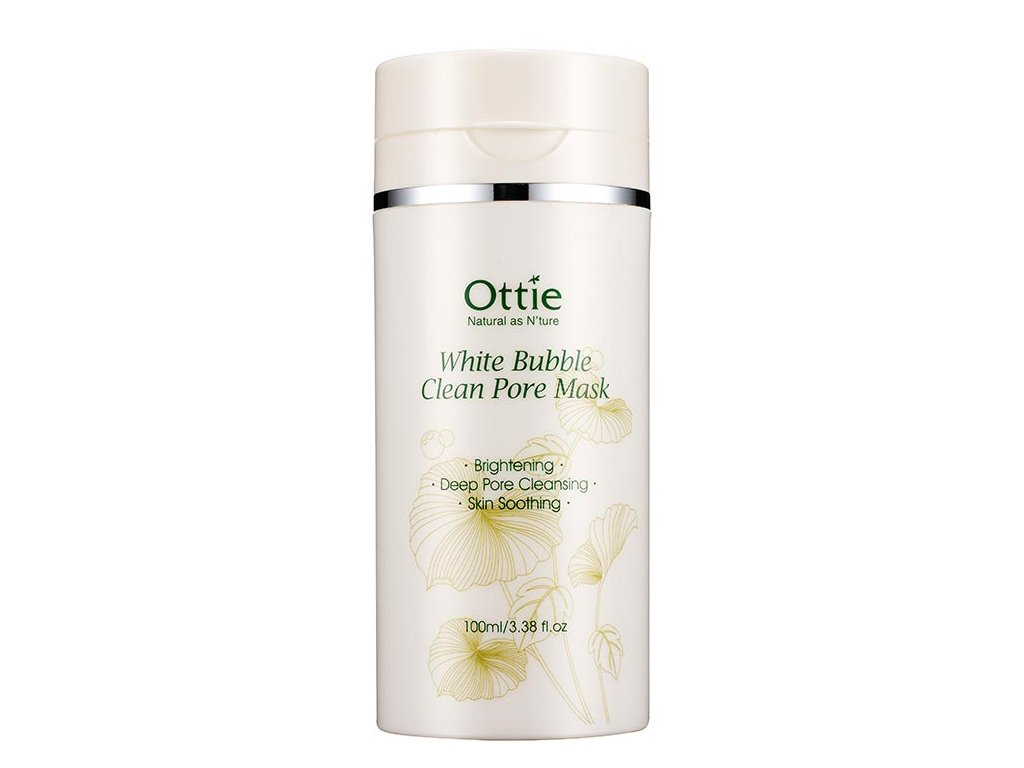 White Bubble Clean Pore Mask
