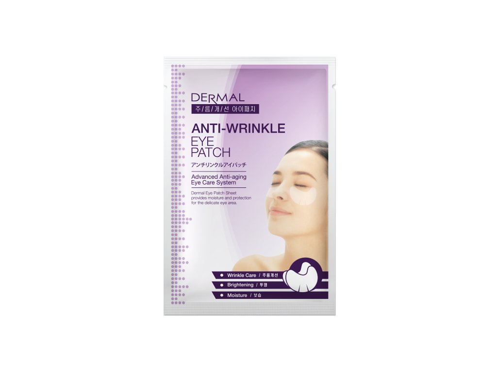 DERMAL Korea Anti-Wrinkle Eye Patch