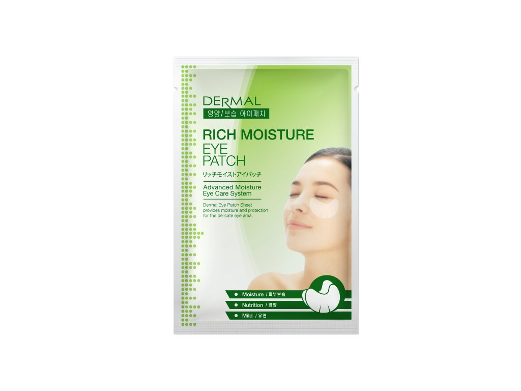 DERMAL Korea Rich Moisture Eye Patch