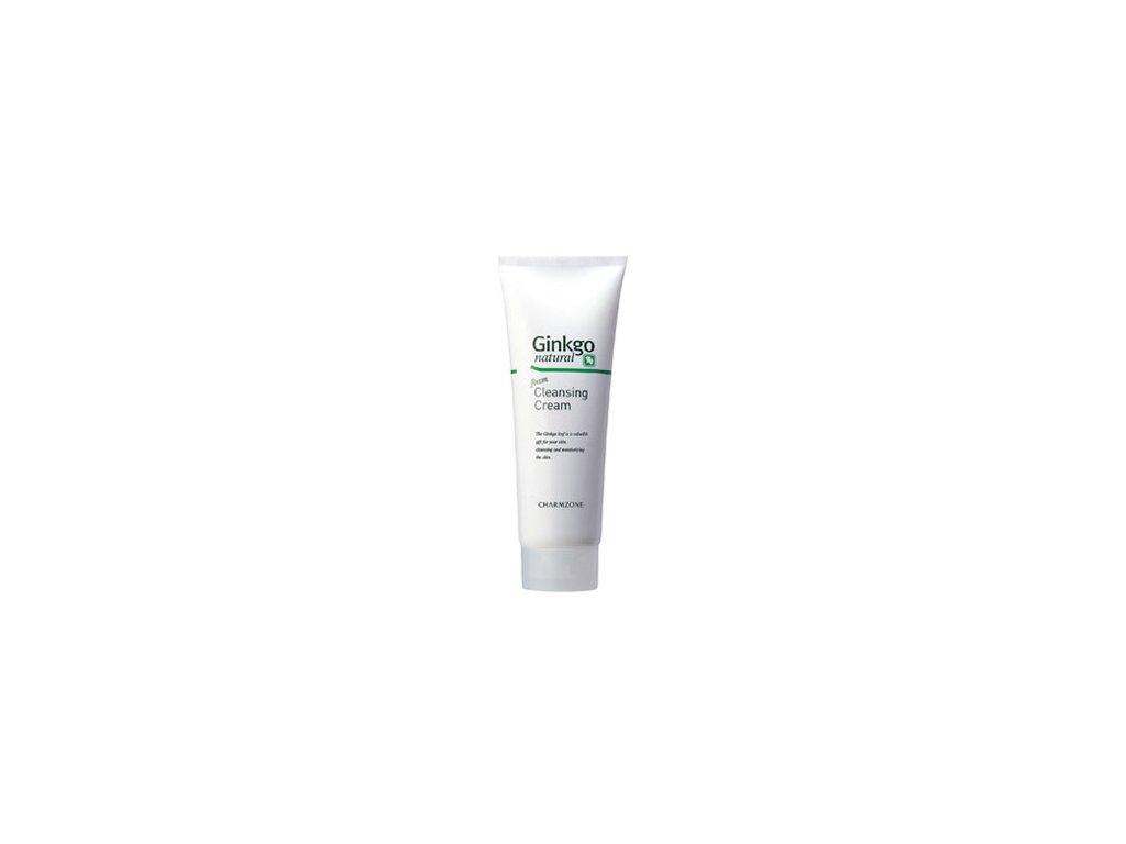 CHARMZONE Ginkgo Natural Cleansing Foam Cream
