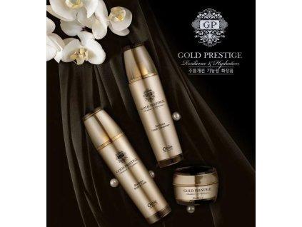 Ottie Gold Prestige Resilience Set - Posilující protivráskový set