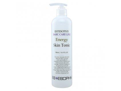 SARANGSAE Estesophy Energy Skin Tonic - Energizující tonizační voda 500ml