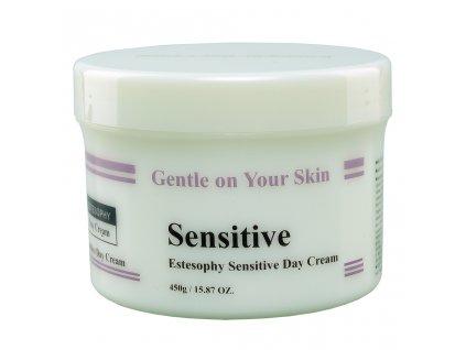 SARANGSAE Estesophy Sensitive Day Cream - Pleťový krém na citlivou pleť / 450g