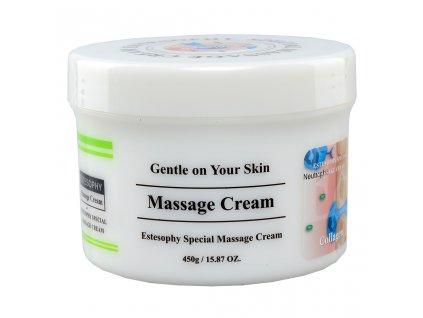 SARANGSAE Estesophy Special Massage Cream Collagen - Pleťový masážní krém s kolagenem / 450g