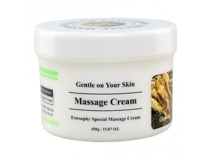 SARANGSAE Estesophy Special Massage Cream Ginseng - Pleťový masážní krém s ženšenem / 450g