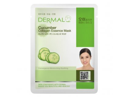 Cucumber Collagen Essence Mask