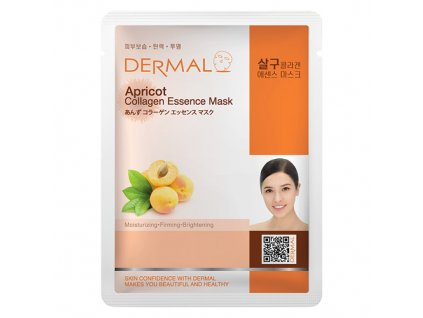 Apricot Collagen Essence Mask