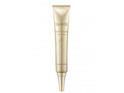 DeAge White Aging Eye Cream
