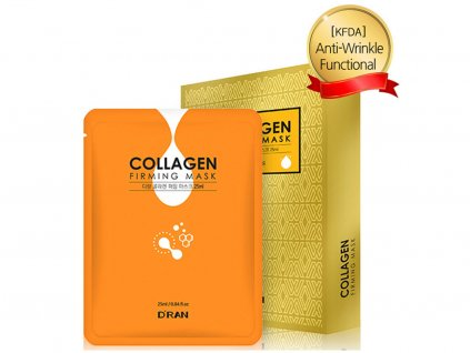D'RAN New Collagen Firming Mask