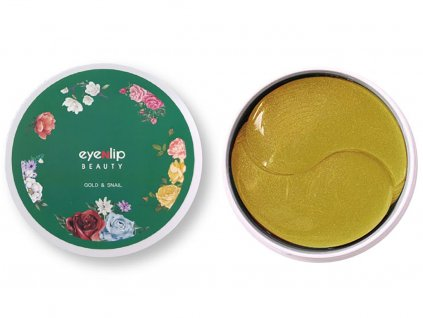 eyenlip hydrogel gold snail eye patch