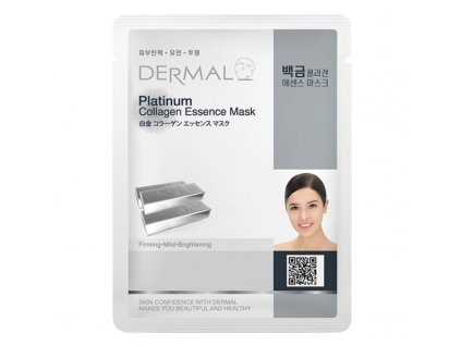 Dermal Korea Platinum Collagen Essence Mask