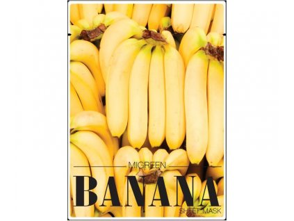 Julia Banana Fruity Mask Sheet
