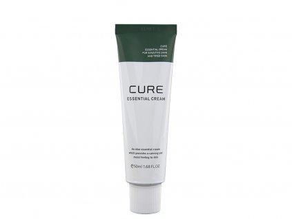 KJMA Korea Cure Essential Cream - 24 hodinový pleťový krém s Aloe vera | 50ml